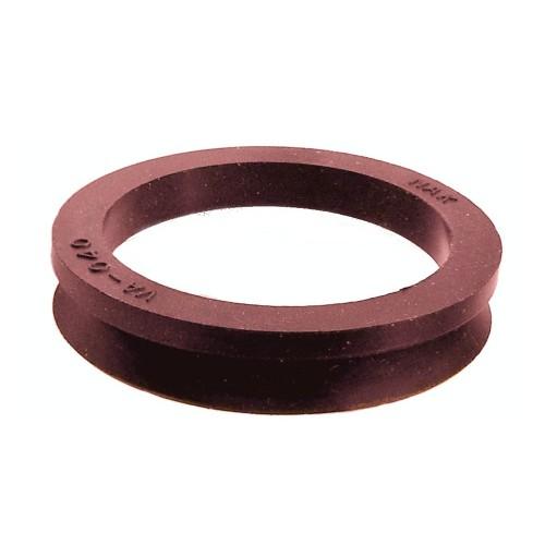 Joint V-Ring type   130 VA Matière VITON (Plage de résistance :- 20 à + 200 °C)