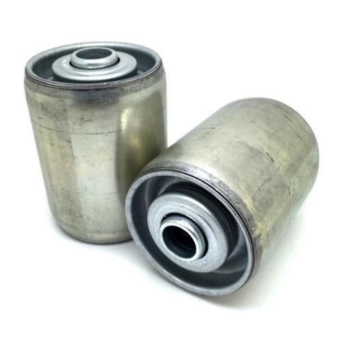 Lot de 2 Rouleaux Métaliques complets AMR-50x1,5.20.08-73