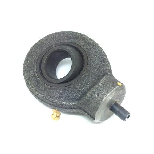 Embouts à rotule pour vérins hydraul. GK40 DO  avec extrémité à souder, avec entretien, selon DIN ISO 12 240