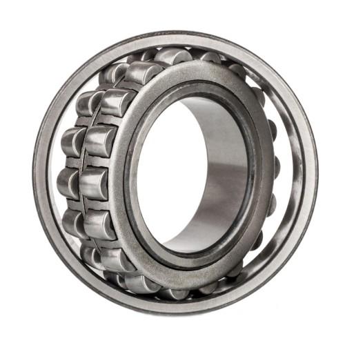 Roulement à rouleaux sphériques 21307 CDE4 à alésage cylindrique (Cage métallique, Rainure et trou(s) de graissage)