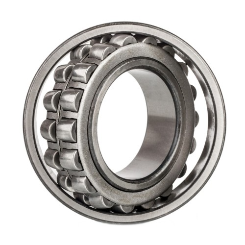 Roulement à rouleaux sphériques 22217 EAE4 à alésage cylindrique (Cage métallique, Rainure et trou(s) de graissage)