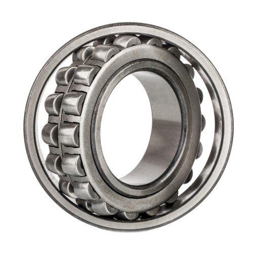 Roulement à rouleaux sphériques 21317 EAKE4 à alésage conique (Cage métallique, Rainure et trou(s) de graissage)