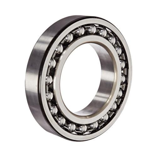 Roulement à rotule sur billes 1200 C3 à alésage cylindrique à double rangée, auto-aligneur (Jeu C3)