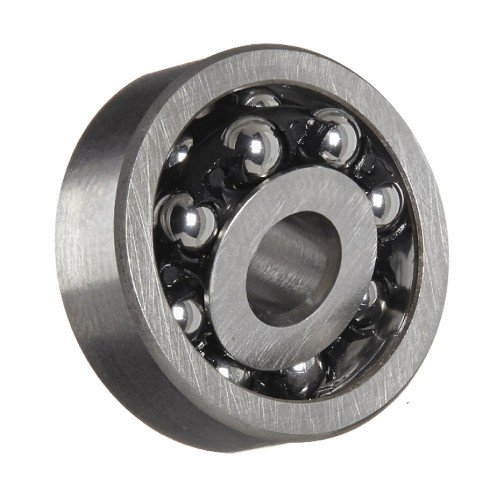 Roulement à rotule sur billes 1204 TNG à alésage cylindrique à double rangée, auto-aligneur (Cage polyamide)
