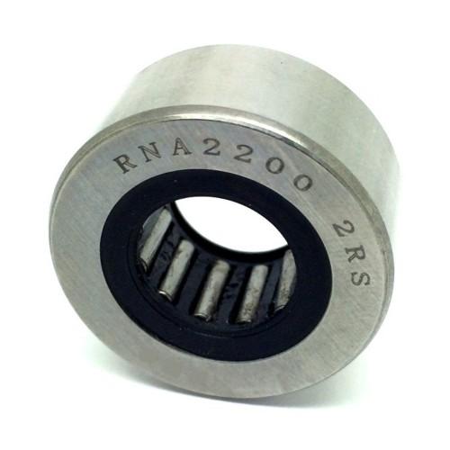 Roulement à aig. RNA4900 2RS  série 49, joint à lèvre des 2 côtés