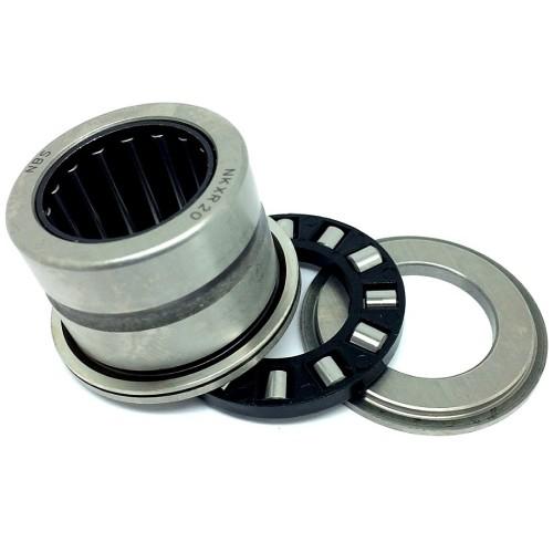 Roulement à aig. avec butées à rouleaux cyl. NKXR30  butée à simple effet, selon DIN 5429, sans enveloppe de protection,