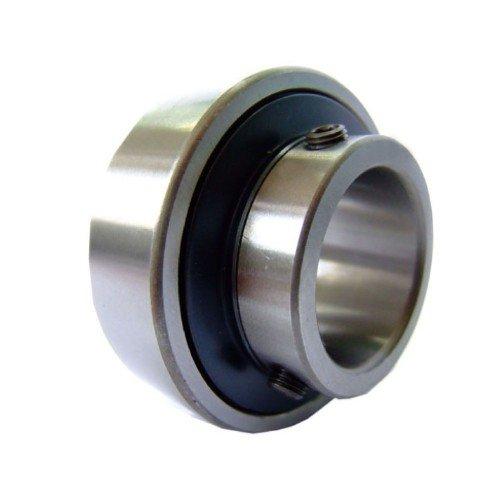 Roulement auto-aligneurs E60 KRR  bague extérieure cylindrique, fixation par bague de blocage excentrée, étanchéité R de