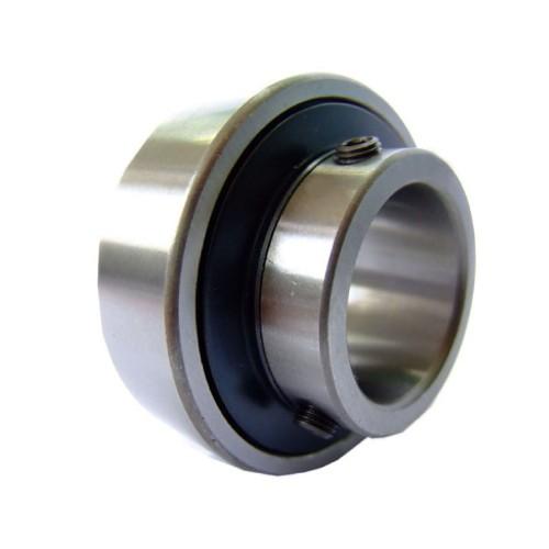 Roulement auto-aligneurs RALE25 NPP  bague extérieure cylindrique, fixation par bague de blocage excentrée, étanchéité P