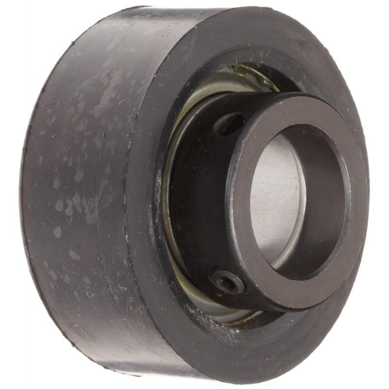 Roulement auto-aligneurs RCSMB25 65 FA106  avec amortisseur en caoutchouc, fixation par bague de blocage excentrée, étanch