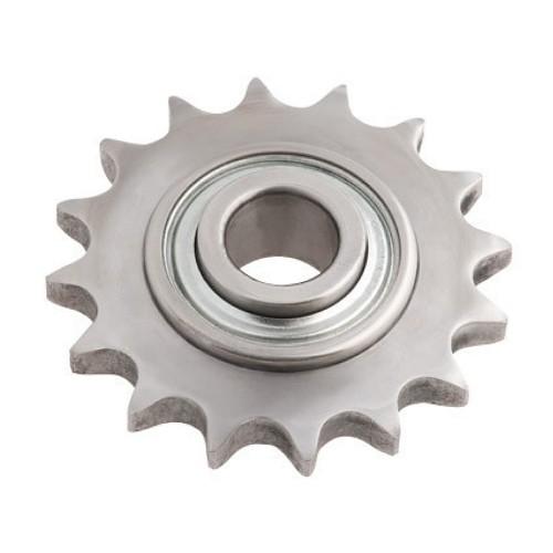 Pignons tendeurs de chaînes KSR16-L0-08-10-18-16  pignon en acier ou en acier fritté