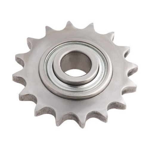 Pignons tendeurs de chaînes KSR25-L0-20-10-13-15  pignon en acier ou en acier fritté