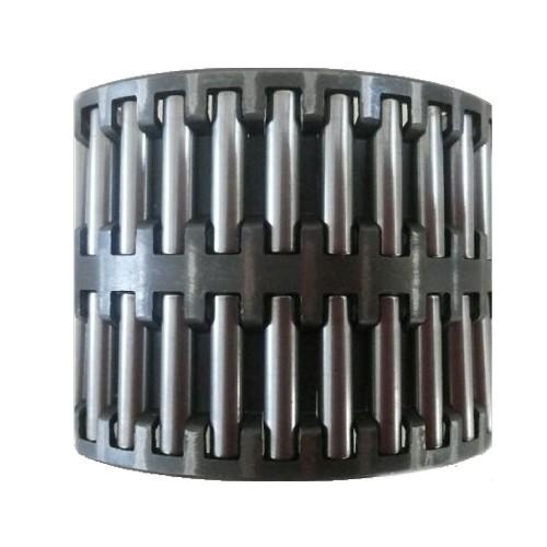 Cages à aiguilles K60X66X33 ZW  à 2 rangées, selon DIN 5405-1/ ISO 3030 (Cage acier)