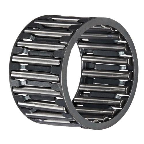 Cages à aiguilles K15X19X17  selon DIN 5405-1/ISO 3030 (Cage acier)