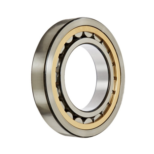 Roulement à rouleaux cylindriques NU406 M1 (Cage en laiton)