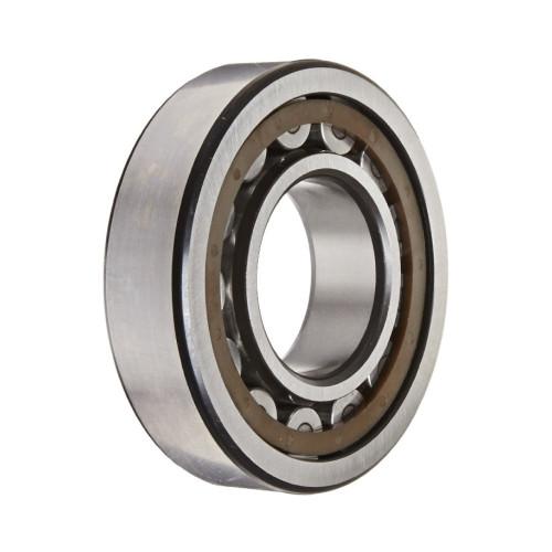 Roulement à rotule sur 2 rangées de rouleaux 21307 E1 K TVPB (Alésage conique, Cage polyamide)