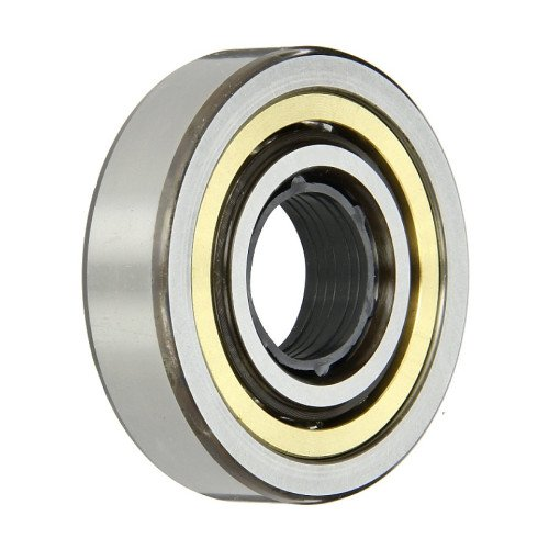 Roulement à billes à 4 points de contact QJ332 N2 MPA C3 (Jeu C3, Conception intérieure modifiée, Cage en laiton)