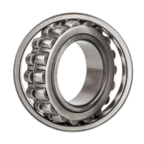 Roulement à rotule sur rouleaux alésage cylindrique 22207 C3 CCW33 (jeu élargi et rainure de graissage)