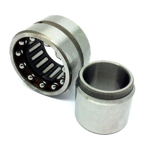 Roulement combinés à aiguilles et à billes NKIA 59/22 (charge axiale dans un seul sens)