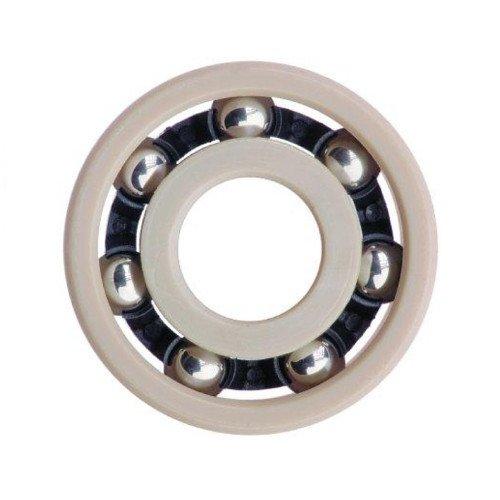 Roulement plastique  6000-316 (Polyacétal avec billes inox 316 - contact alimentaire)