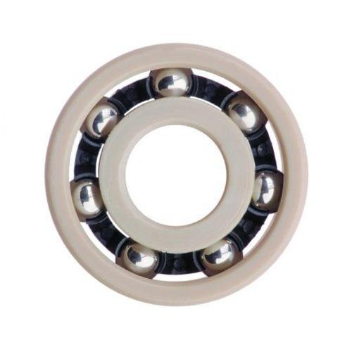 Roulement plastique  AC6003-316 (Polyacétal avec billes inox 316 - contact alimentaire)