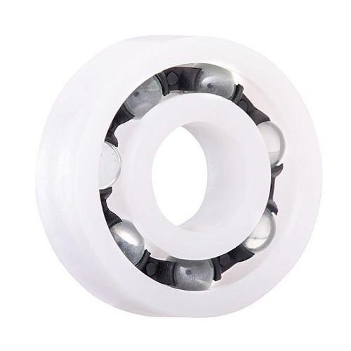 Roulement plastique AC687-GL (Polyacétal avec billes en verre)
