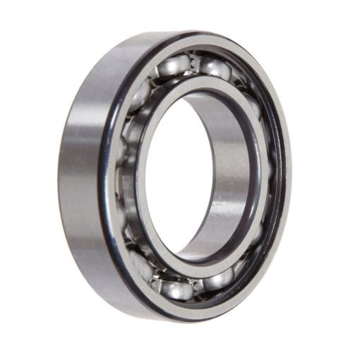 Roulement miniature SR1 (Inox, ouvert, sans protection)