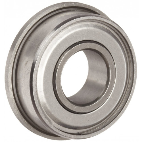 Roulement miniature SFR1-5 ZZ (Inox, anti-poussières et collerette)