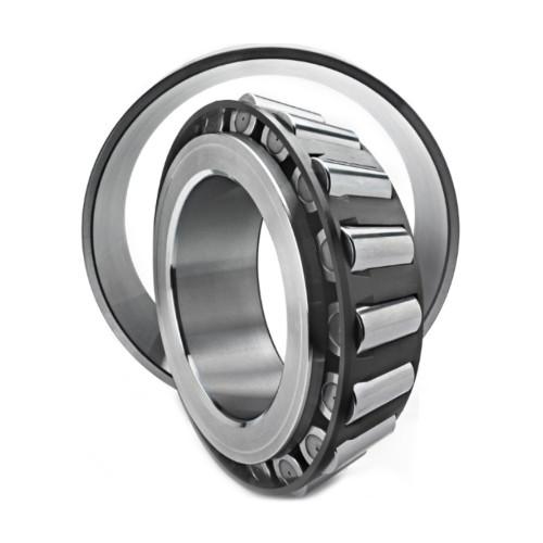 Roulement à rouleaux 30214 J2 Q coniques à une rangée (Cage emboutie en acier, non trempée, Géométrie interne et finiti