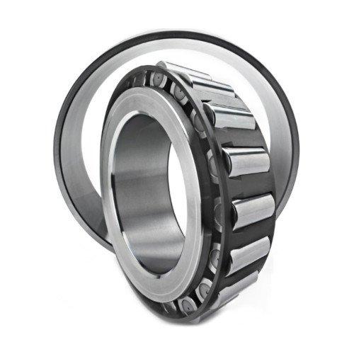 Roulement à rouleaux 30309 J2 coniques Q à une rangée (Cage emboutie en acier, non trempée, Géométrie interne et finiti