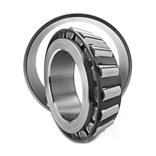 Roulement à rouleaux 32218 J2 Q coniques à une rangée (Cage emboutie en acier, non trempée, géométrie interne et finiti