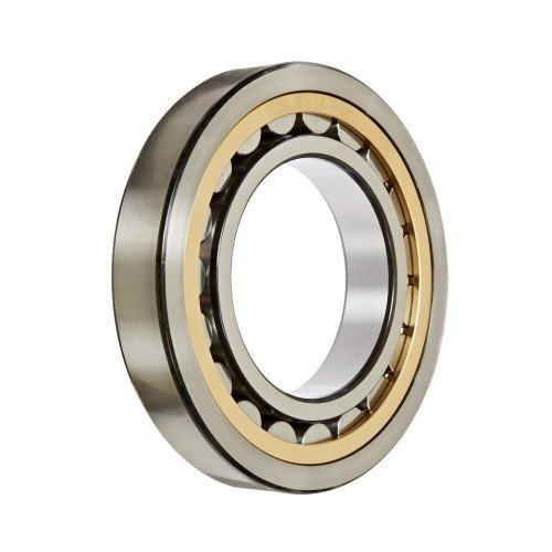 Roulement à rouleaux NU1028 M C3 cylindriques à une rangée (Cage massive en laiton, centrée sur les rouleaux, jeu C3)