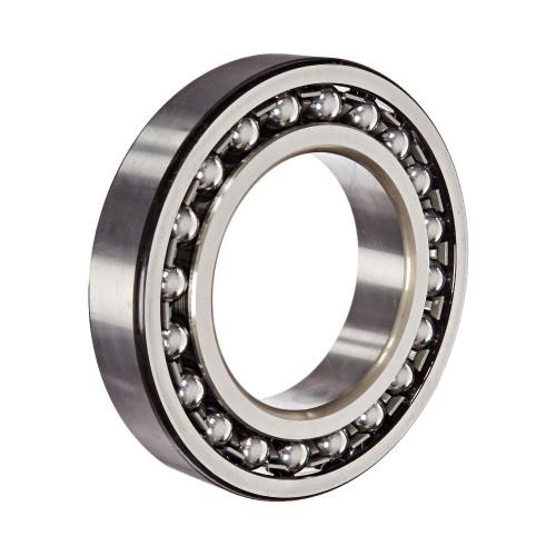 Roulement à rotule sur billes 2317 M C3, alésage cylindrique (Cage massive en laiton, centrée sur les rouleaux, jeu C3)