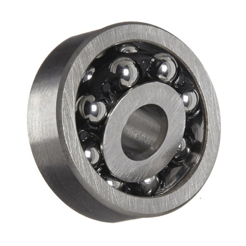 Roulement à rotule sur billes 1204 ETN9, alésage cylindrique (Conception intérieure optimisée, Cage moulée par injection