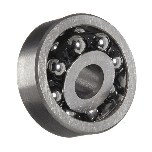 Roulement à rotule sur billes 108 TN9 C3, alésage cylindrique (Cage moulée par injection en polyamide 6, 6 renforcé par d