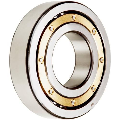 Roulement à rotule sur billes 2222 M C3, alésage cylindrique (Cage massive en laiton, centrée sur les rouleaux, jeu C3)