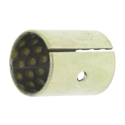 Coussinets autolubrifiants composites PCM303420 M à cotes métriques (Cage massive en laiton, centrée sur les rouleaux)