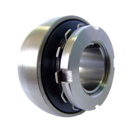 Roulement Y YSA206 2FK sur un manchon de serrage (Déflecteur plat des deux côtés, conique)