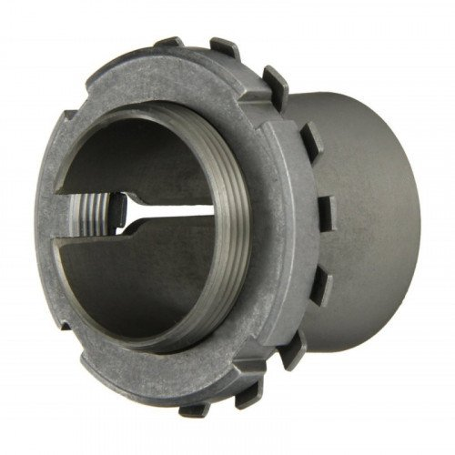 Ecrou de serrage  KM 24 avec rondelle de blocage MB 24