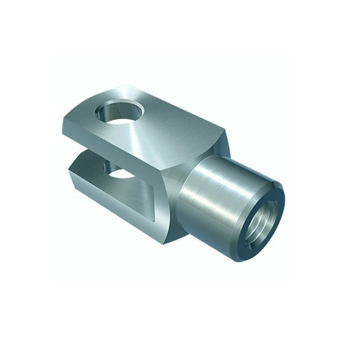 Chape à trou fileté (DIN71752-ISO 8140 CETOP) FK 10X20