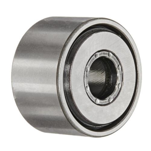 Galet à rouleaux à guidage axial NATV12 PP  (étanches, avec bague intérieure)