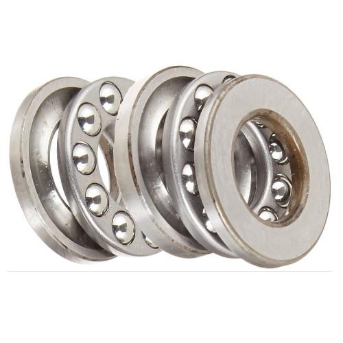 Butée à billes double effet 52202 J9  (cage acier)
