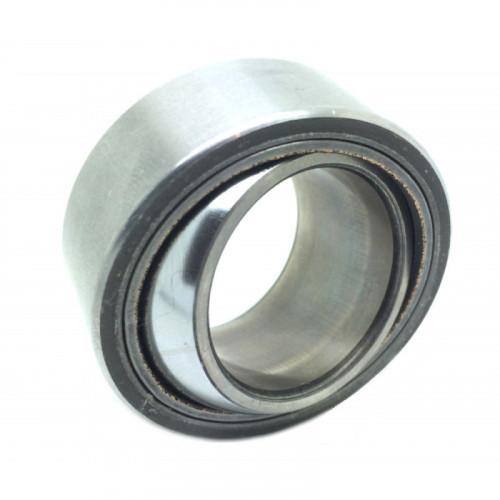 Rotule radiale rainurée chrome dur/PTFE  avec angle élargi GEG 4 C (sans entretien, sans joints)