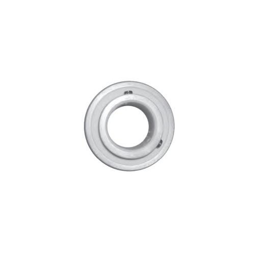 Roulement à billes en polymère SB 206 ZZ C3 (anti-poussières et jeu élargi)