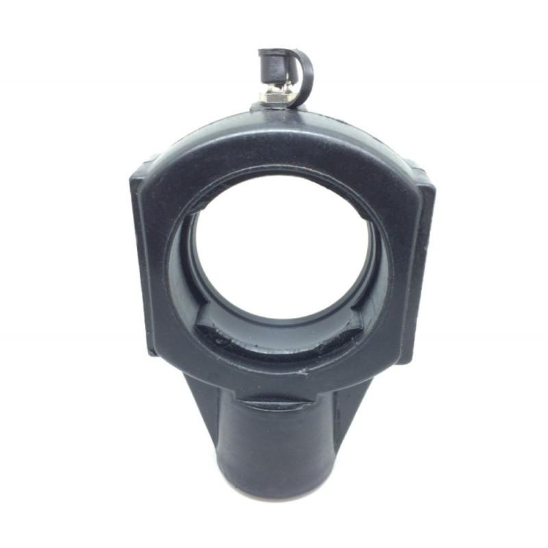 Corps de palier plastique UCECH 206 COULEUR NOIRE