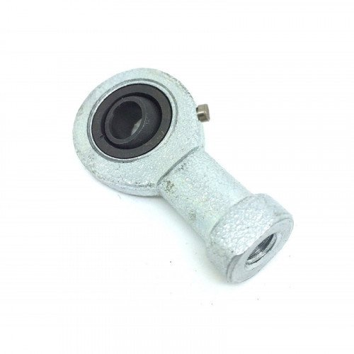 Embout à rotule femelle acier/acier  pas à gauche SIL 6 E (avec entretien)