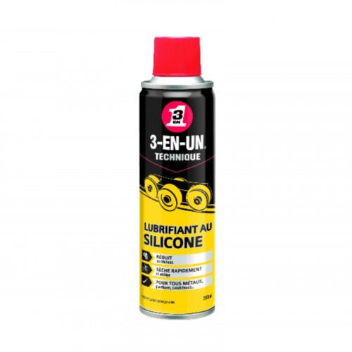 Bombe de lubrifiant au Silicone 250 ml
