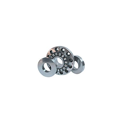 Roulement combiné avec butée à rouleaux ZARF 30105 TN (avec fixation latérale)