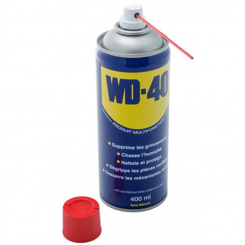 Dégrippant multifonction WD-40 400 ml